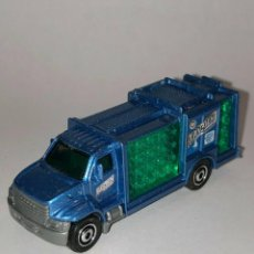 Coches a escala: 218 MATCHBOX SUPERFAST CAMION AQUA KING GOLDEN LORRY TRUCK 1/64 DIECAST CAR 1:64 ALFREEDOM. Lote 235125740