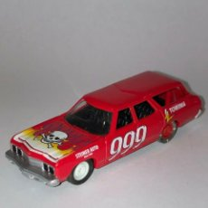 Coches a escala: 228 JOHNNY LIGHTNING 1973 CHEVY CAPRICE 999 STEINER AUTO 1/64 DIECAST 1:64 CAR ALFREEDOM. Lote 235129540