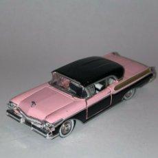 Coches a escala: 230 M2 COCHE 1957 MERCURY PINK BLACK 1/64 DIECAST CAR 1:64 SCALE ALFREEDOM. Lote 235130310