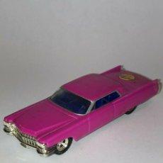 Coches a escala: 231 HOT WHEELS 1973 COUPE DE VILLE GM HARD ROCK LA JOLLA 1/64 DIECAST CAR 1:64. Lote 235130765