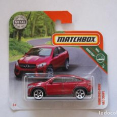 Coches a escala: MATCHBOX MERCEDES BENZ GLE COUPE. Lote 235295525