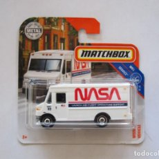 Coches a escala: MATCHBOX MISSION SUPPORT VEHICLE NASA. Lote 235295710