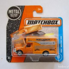 Coches a escala: MATCHBOX MBX MOVING VAN. Lote 235295820