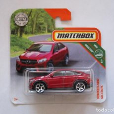 Coches a escala: MATCHBOX MERCEDES BENZ GLE COUPE. Lote 235295930