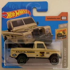 Coches a escala: LAND ROVER SERIES III PICKUP - HOT WHEELS. Lote 235572130