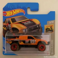 Coches a escala: TOYOTA OFF-ROAD TRUCK - HOT WHEELS. Lote 235572695