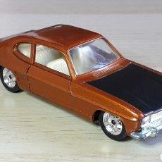 Coches a escala: FORD CAPRI 1° SERIE REF. 103, METAL ESC. 1/37, AUTO MODEL GUISVAL IBI MADE IN SPAIN, ORIGINAL 1972.. Lote 235601895