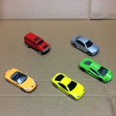 Coches a escala: LOTE COCHES WELLY HTI MATTEL MOTOR MAX Y S/M. Lote 235857630