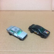 Coches a escala: COCHES GUISVAL SEAT 131 Y AUDI 200. Lote 235859405