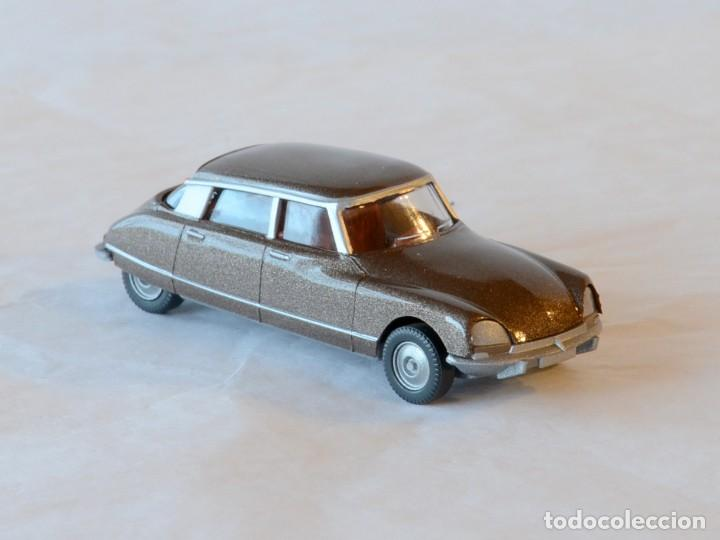 Coches a escala: Wiking Escala H0 1:87 Citroën Pallas - Foto 7 - 236394750