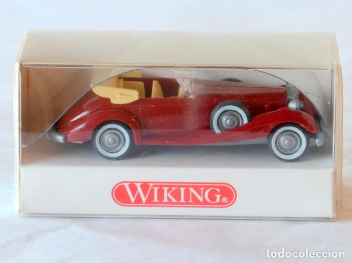 WIKING ESCALA H0 1:87 MERCEDES BENZ 540K (Juguetes - Coches a Escala Otras Escalas )