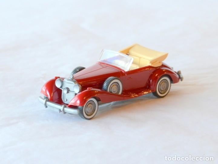 Coches a escala: Wiking Escala H0 1:87 Mercedes Benz 540K - Foto 2 - 236396840