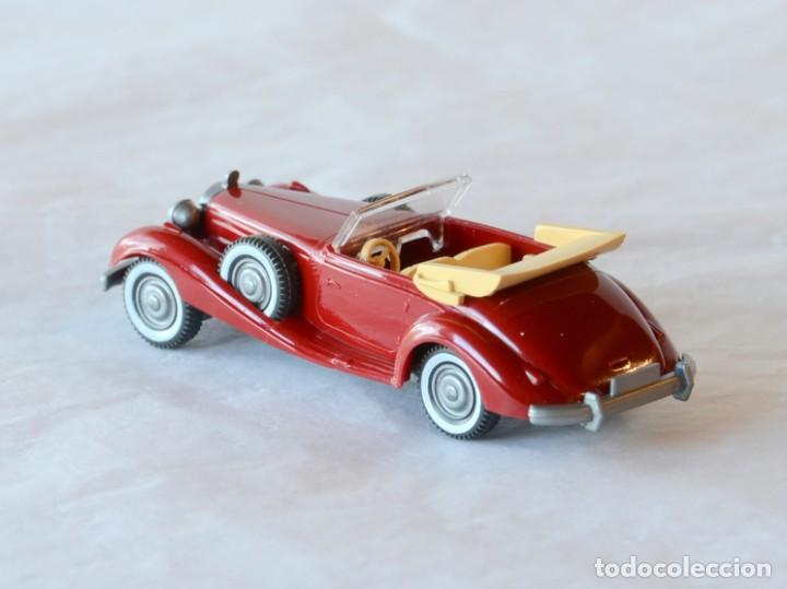 Coches a escala: Wiking Escala H0 1:87 Mercedes Benz 540K - Foto 3 - 236396840