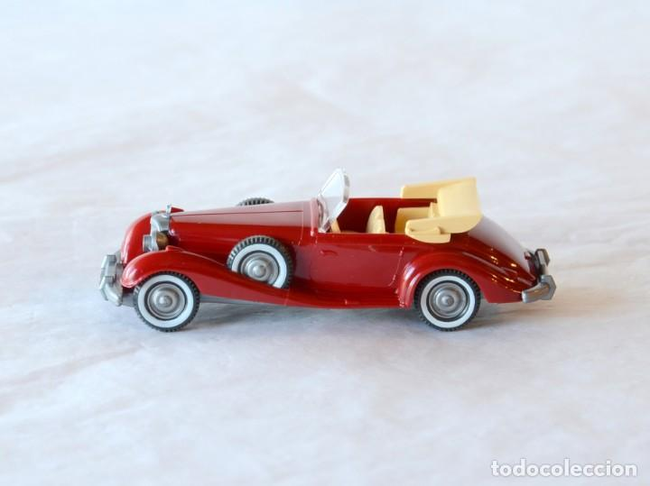 Coches a escala: Wiking Escala H0 1:87 Mercedes Benz 540K - Foto 4 - 236396840
