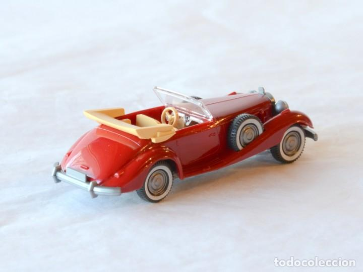 Coches a escala: Wiking Escala H0 1:87 Mercedes Benz 540K - Foto 5 - 236396840
