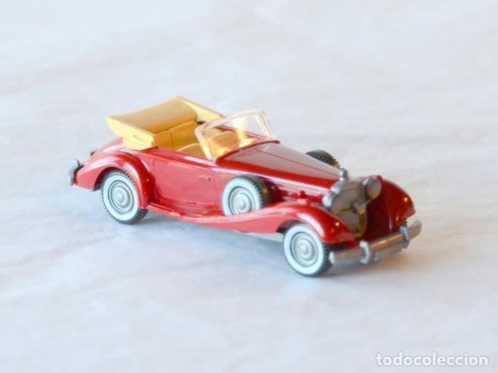 Coches a escala: Wiking Escala H0 1:87 Mercedes Benz 540K - Foto 6 - 236396840