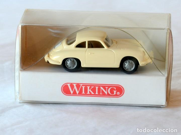 WIKING ESCALA H0 1:87 PORSCHE 356 COUPÉ (Juguetes - Coches a Escala Otras Escalas )