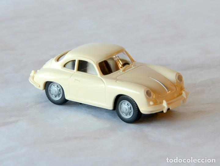 Coches a escala: Wiking Escala H0 1:87 Porsche 356 Coupé - Foto 3 - 236397500