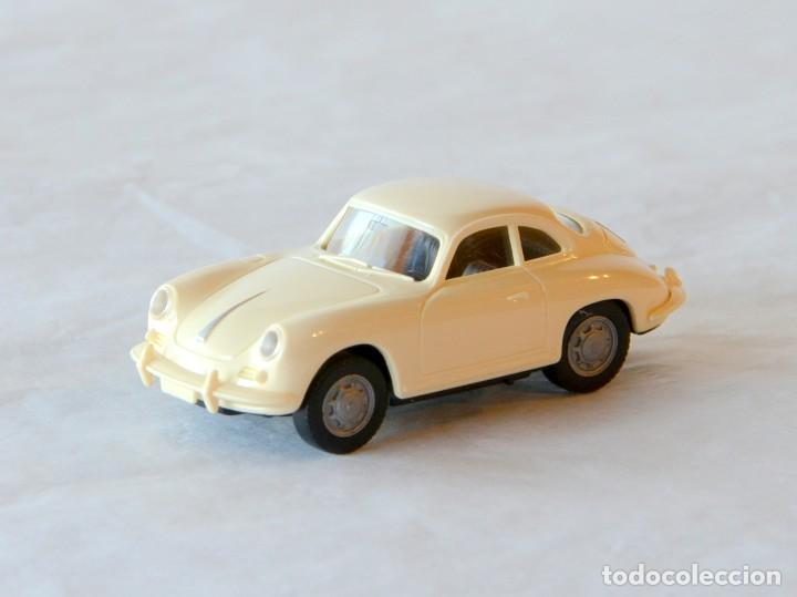 Coches a escala: Wiking Escala H0 1:87 Porsche 356 Coupé - Foto 4 - 236397500