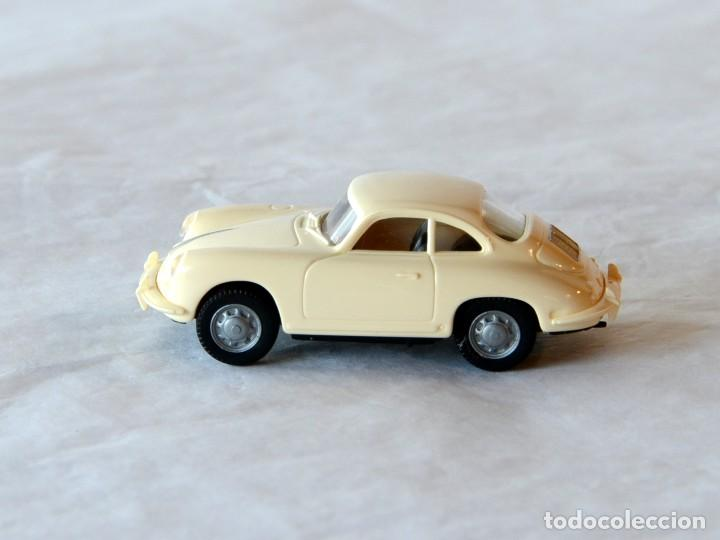 Coches a escala: Wiking Escala H0 1:87 Porsche 356 Coupé - Foto 5 - 236397500