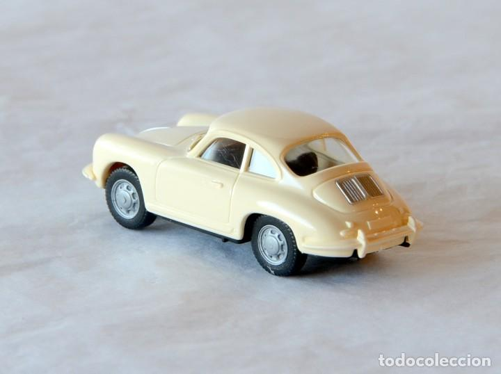 Coches a escala: Wiking Escala H0 1:87 Porsche 356 Coupé - Foto 6 - 236397500