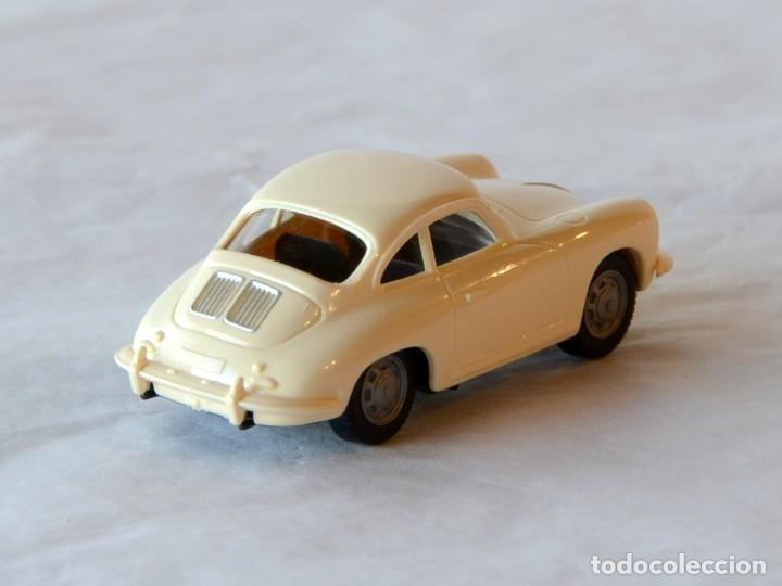 Coches a escala: Wiking Escala H0 1:87 Porsche 356 Coupé - Foto 7 - 236397500