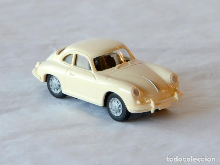 Coches a escala: Wiking Escala H0 1:87 Porsche 356 Coupé - Foto 9 - 236397500