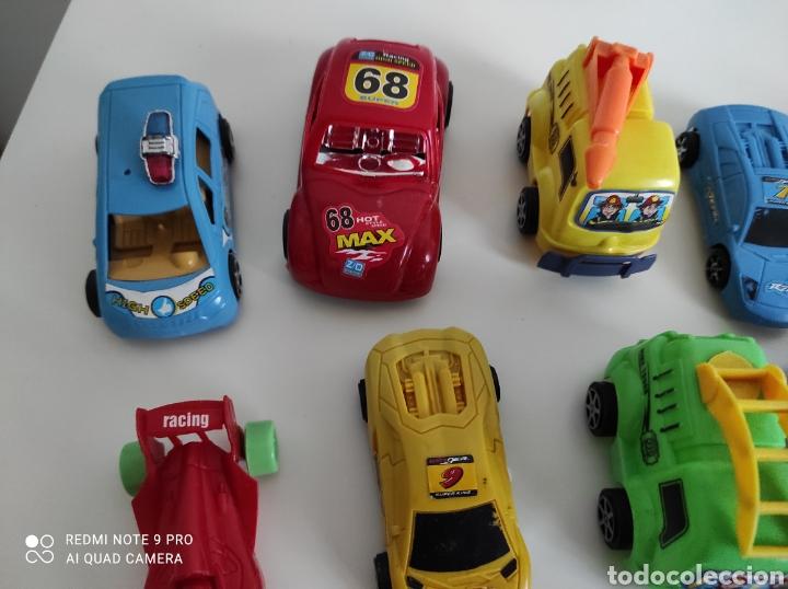 Coches a escala: Lote de coches de plástico - Foto 2 - 236399775