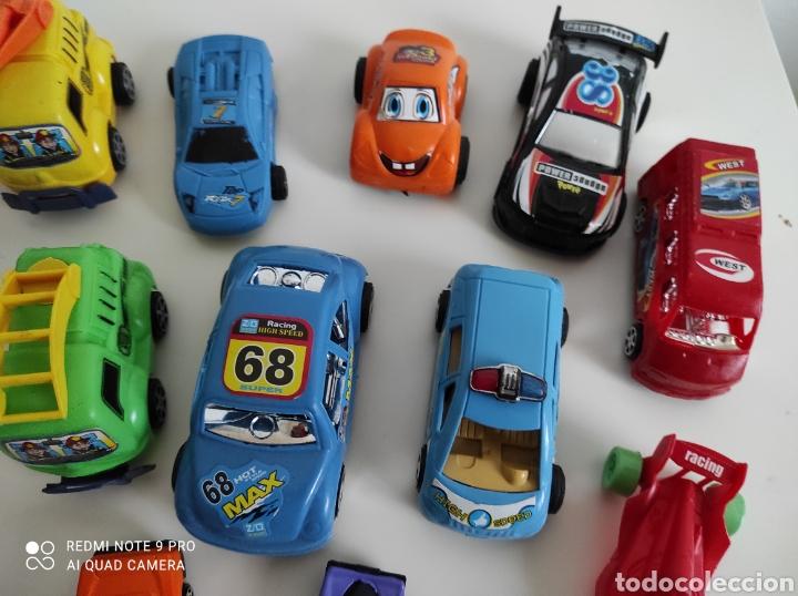 Coches a escala: Lote de coches de plástico - Foto 3 - 236399775