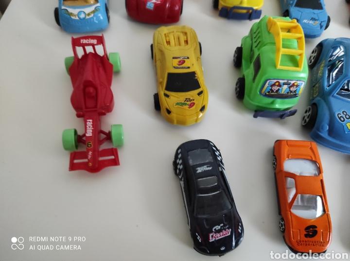 Coches a escala: Lote de coches de plástico - Foto 5 - 236399775
