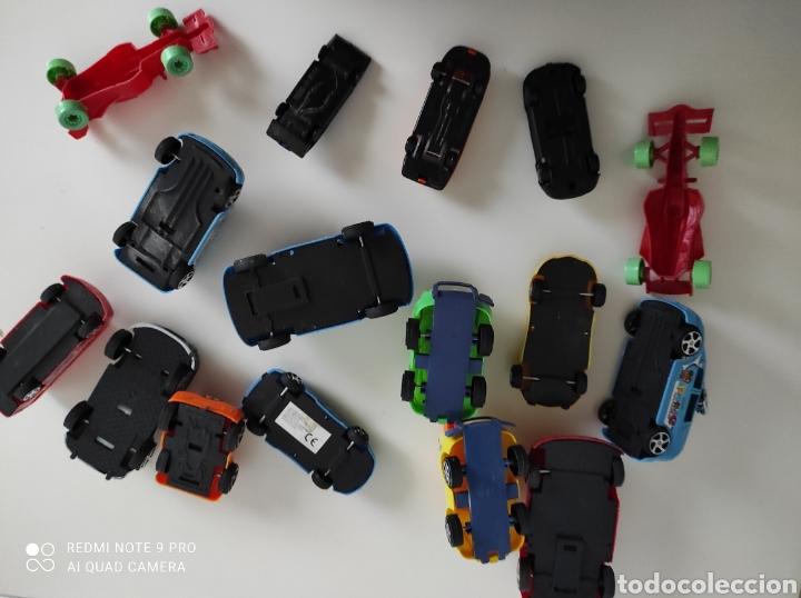 Coches a escala: Lote de coches de plástico - Foto 6 - 236399775