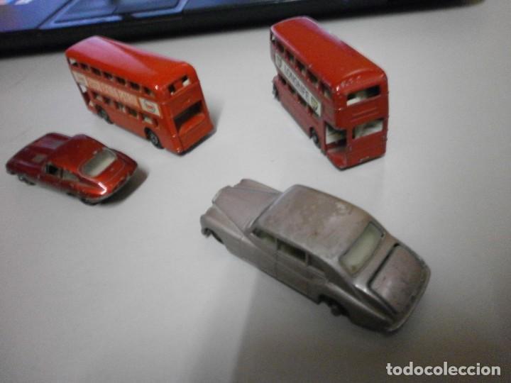 Coches a escala: lote de veiculos matchbox lesney - Foto 4 - 236516450