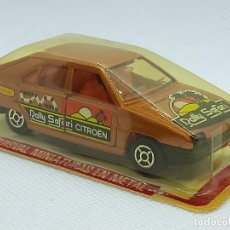 Coches a escala: GUISVAL - CITROEN BX RALLYE SAFARI - GUISVAL CAMPEON - ESC.1/64-SPAIN. Lote 236657670