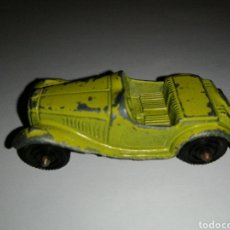 Coches a escala: TOOTSIE TOY M.G CHICAGO. 1930 CLASSIC. Lote 236660105