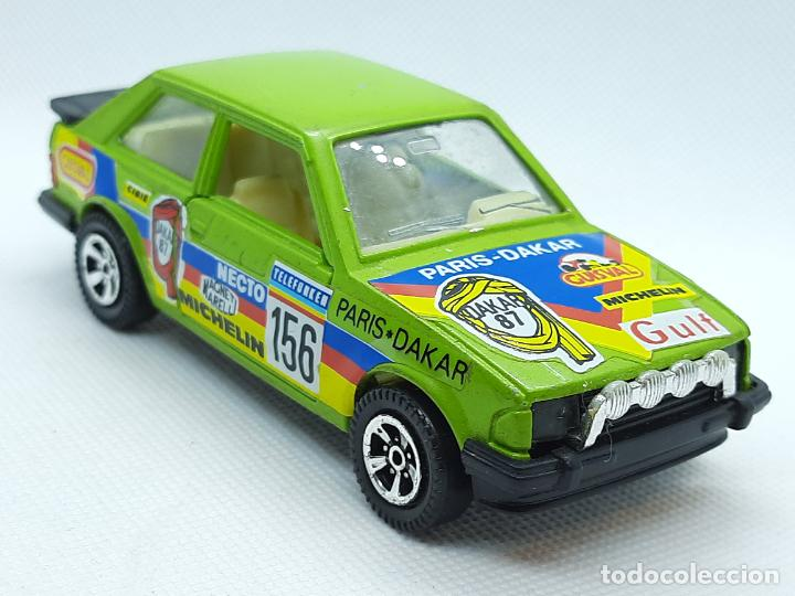 Coches a escala: GUISVAL- FORD ESCORT XR3 RALLYE - ESC.1/33 - GUISVAL SERIE FUEGO -MADE IN SPAIN - Foto 3 - 236745905