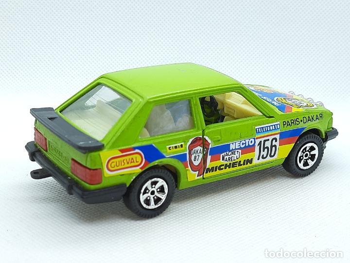 Coches a escala: GUISVAL- FORD ESCORT XR3 RALLYE - ESC.1/33 - GUISVAL SERIE FUEGO -MADE IN SPAIN - Foto 6 - 236745905
