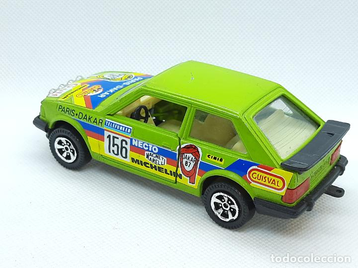 Coches a escala: GUISVAL- FORD ESCORT XR3 RALLYE - ESC.1/33 - GUISVAL SERIE FUEGO -MADE IN SPAIN - Foto 7 - 236745905