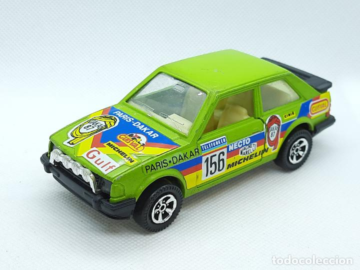 GUISVAL- FORD ESCORT XR3 RALLYE - ESC.1/33 - GUISVAL SERIE FUEGO -MADE IN SPAIN (Juguetes - Coches a Escala Otras Escalas )