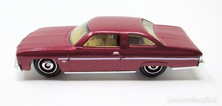 Coches a escala: Chevy Caprice de 1975 de Matchbox - Thailandia 2018 - Foto 2 - 236991250