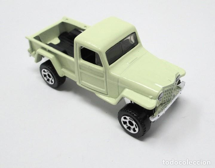 JEEP WILLYS 4X4 PICK UP DE MATCHBOX - THAILANDIA 2015 (Juguetes - Coches a Escala Otras Escalas )