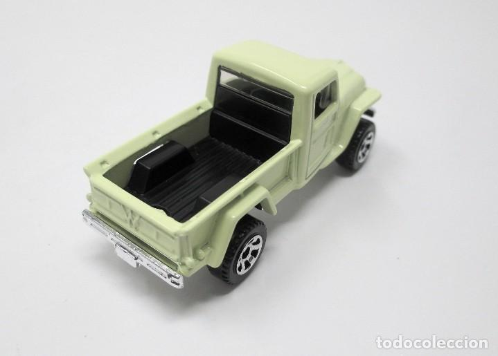 Coches a escala: Jeep Willys 4x4 Pick Up de Matchbox - Thailandia 2015 - Foto 3 - 236992925