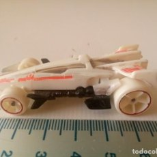 Auto in scala: HOT WHEELS RD 01 BLANCO TAILANDIA 2014 BASE METAL COCHE LOTE NO MAJORETTE MATCHBOX GUISVAL MATTEL. Lote 237768580