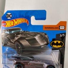 Coches a escala: HOTWHEELS BATMOBILE BATMAN DC COMICS HOT WHEELS. Lote 277601763