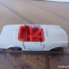 Coches a escala: COCHE A ESCALA DE LA MARCA MATCHBOX Nº 27 MERCEDES 230 SL. Lote 238765895
