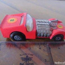 Coches a escala: COCHE A ESCALA DE LA MARCA MATCHBOX Nº 19 ROAD DRAGSTER. Lote 238767145