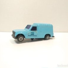 Coches a escala: ANTIGUO RENAULT R4 - FURGONETA R4 - 1:43 - MADE IN HONG KONG - ACCIÓN RETRACTIL. Lote 240349505
