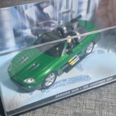 Coches a escala: JAGUAR XKR DIE ANOTHER DAY.AGENTE 007. Lote 241841305