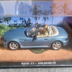 Coches a escala: BMW 23 GOLDENEYE,AGENTE 007. Lote 241845035