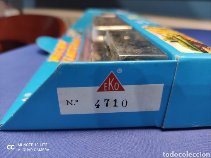 Coches a escala: CAJA MILITAR EKO MICRO MINIATURAS H0, 1/86 CON TRES MODELOS, NUEVA DE LOS AÑOS 70 , REF 4710 (MOD.1) - Foto 7 - 243033415
