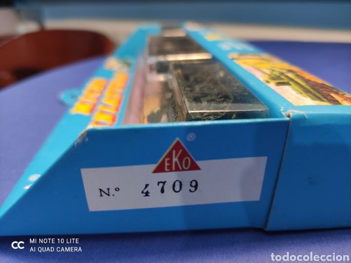 Coches a escala: CAJA MILITAR EKO MICRO MINIATURAS H0, 1/86 CON TRES MODELOS, NUEVA DE LOS AÑOS 70 , REF 4709 - Foto 6 - 243035400